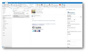 Assign Tasks from Outlook